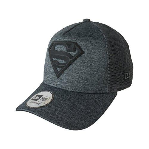 New Era Concrete jrsy Trck Batman Cap Linie Batman, Unisex Erwachsene, mehrfarbig (GRH)-Dunkelgrau