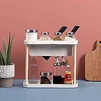 ホーム&キッチン キッチンカウンターは、多機能ストレージナイフシェルフをラック キッチン用品