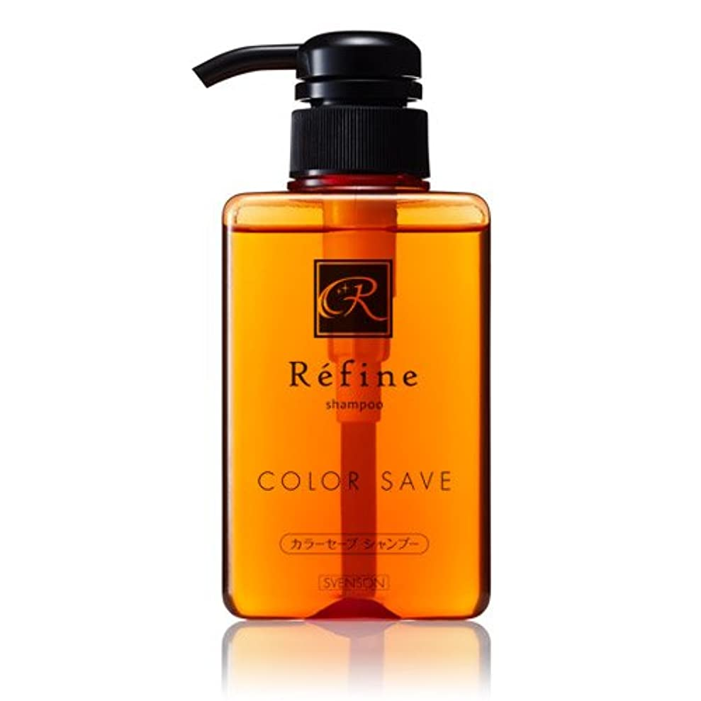 こねる水っぽい最適レフィーネ カラーセーブシャンプー(400mL) ローズの香り