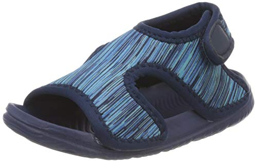 Beck Unisex-Kinder Badesandale Aqua Schuhe, Blau (blau 34), 24 EU
