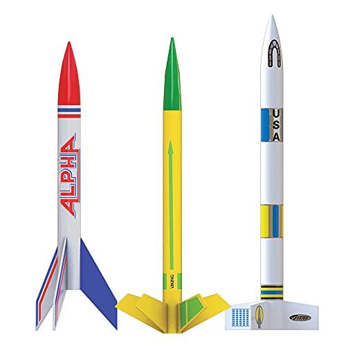 Estes AVG Rocket Bulk Pack (Pack of 12) - 47776017535