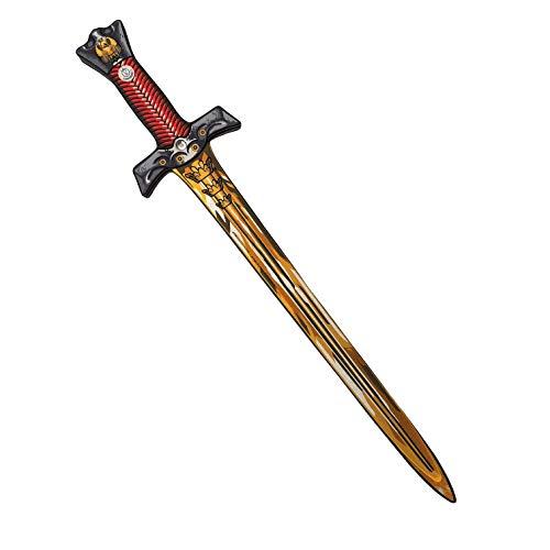 Liontouch 27000LT Goldener Adler Schaumstoff Schwert | Teil von Kostüm mit Schild