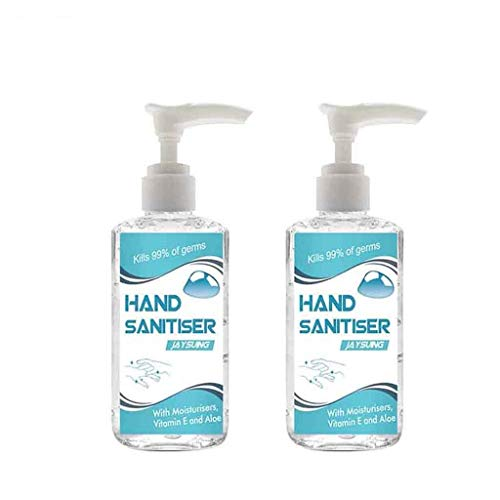 rororoom 500ML Hand Soap Disposable Hand Sanitizer Hand Wash Gel Quick-Dry Disposable Disinfection Bactericidal Single Bottle, Hand Soap Travel Portable Hand Wash Gel (Green)