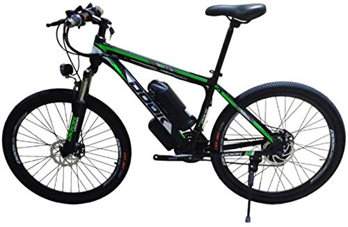 Alta velocidad 26 pulgadas de montaña bicicleta eléctrica 36V250W8AH aleación de aluminio...
