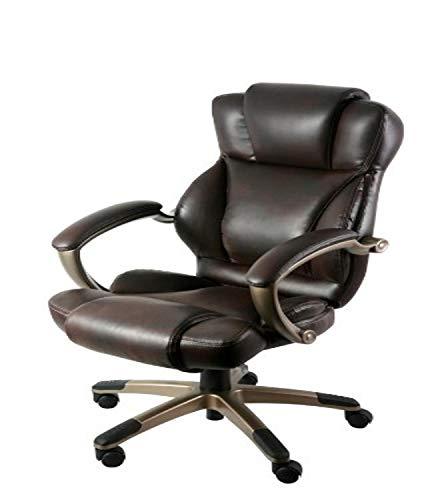 Z-Line Designs Executive Chair, Dark Brown