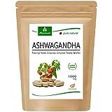 MoriVeda® - Ashwagandha tabletas 1000 mg o cápsulas 600 mg - ingredientes naturales - cereza de invierno, ginseng indio (120 tabletas)…