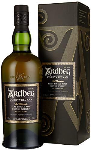 Whisky Ardbeg Corryvreckan Geschenkpackung, 1er Pack (1 x 0.7 l)