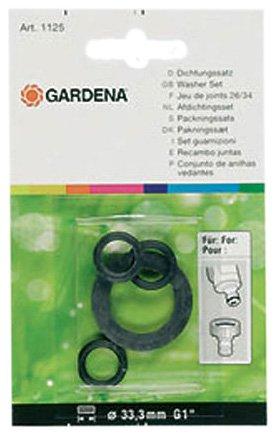 Gardena Dichtungssatz: Ersatz-Dichtungen für Gardena Drucksprüher Art.-Nr. 867 und 869, für optimale Dichtigkeit (5384-20)