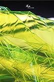 Meterware als Dekostoff- Grün Tpu Film Kleidung