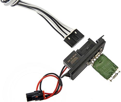 Dorman 973-409 HVAC Blower Motor Resistor Kit for Select Cadillac / Chevrolet / GMC Models