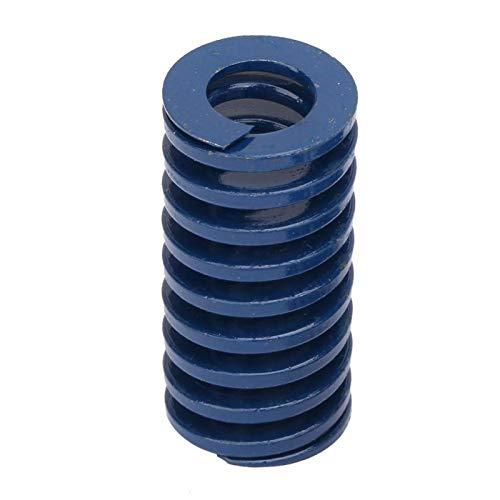 Molde de carga ligera 2 uds.Muelle de matriz OD 22mm ID 11mm alta rigidez para troqueles de estampación para(TL22*70mm)