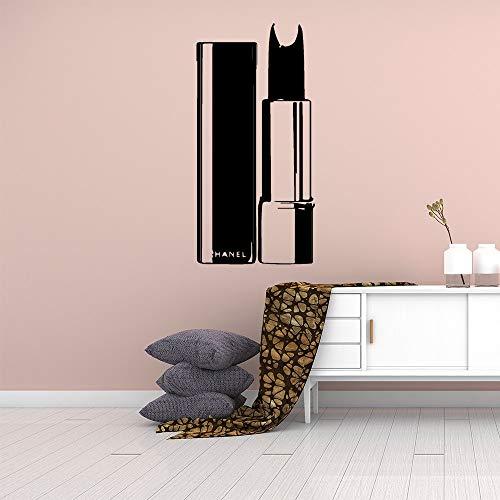 wZUN Lippenwandaufkleber dekorieren Küche Hauptdekoration Restaurantdekoration Zubehör Raumdekoration 30x60cm