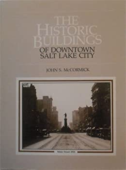 Paperback Historic Buildings of Downtown Salt Lake City Book