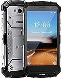 Robuster Outdoor Handy Entsperrt DOOGEE S60 Lite Wasserdicht Smartphone 4G 4GB+ 32GB Dual SIM Freie Android 8.1 Mobil Telefon 5,2 Zoll FHD Handy Kameras 16+ 8MP 5580mAh/NFC/Gesicht ID/GPS (Silber)