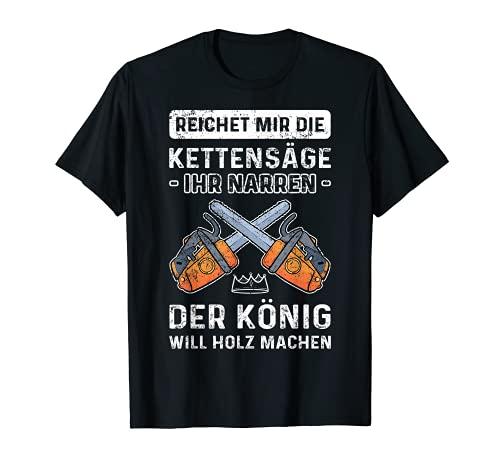 Kettensäge Sägen Förster Brennholz...