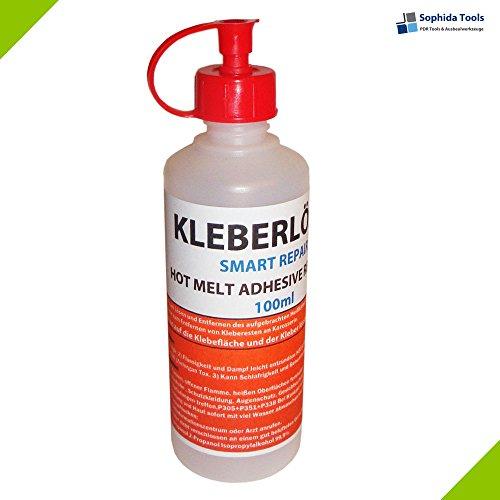 100ml Kleberlöser Kleberentferner Ausbeulwerkzeug PDR Hot melt adhesive Remover