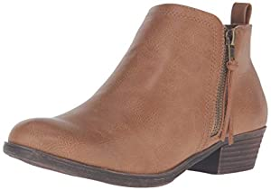 Rampage Women's Tarragon Ankle Bootie by Rampage