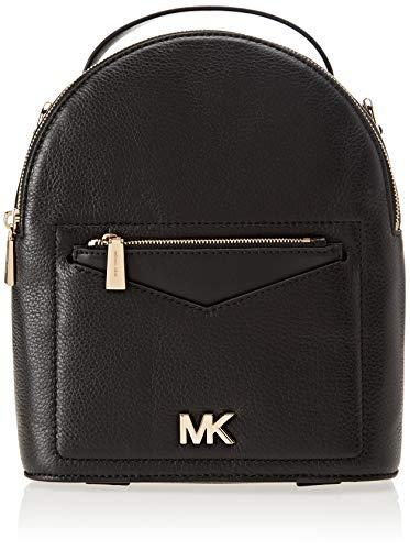 Michael Kors - Jessa Small Convertible Backpack, Bolsos mochila Mujer, Negro (Black), 10.1x25.4x20.3 cm (B x H T)