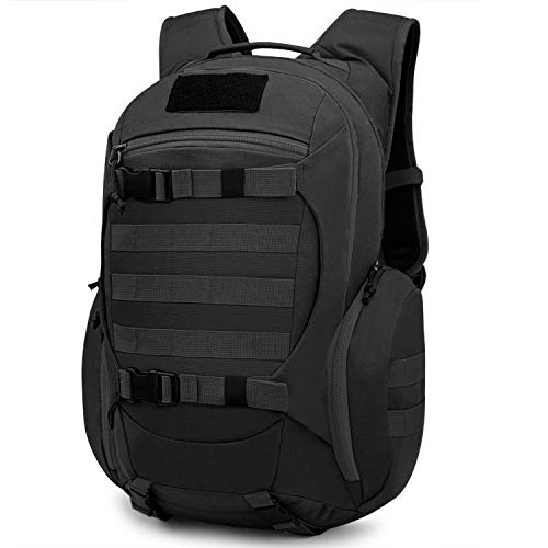Mardingtop 28L/35L Tactical Backpack Military Rucksack Unisex Patrol MOLLE Assault Bag for Ourdoor Trekking Hiking Camping Hunting Traveling