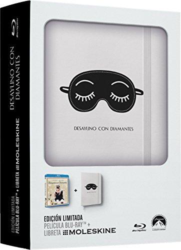 Desayuno Con Diamantes + Libreta Moleskine (Edición Limitada) [Blu-ray]