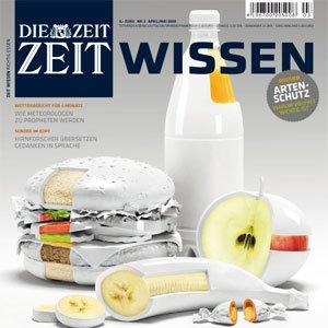 ZeitWissen, April 2008 Titelbild