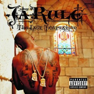 The Guy with the funny laugh and amazing soulful voice (CD Album Ja Rule, 13 Tracks) Thug Lovin' / Mesmerize / Pop Niggas / The Pledge (Remix) / Murder Reigns / Last Temptation / Murder Me / The Warning / Connected / Emerica / Rock Star etc..