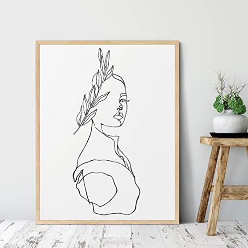 Danjiao Afrodita Imprimir Obra De Arte Abstracto Estatua