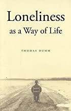 Best loneliness as a way of life book Reviews