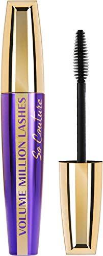 L'Oréal Paris Volume Million Lashes So Couture Mascara Noir (1 x 10 ml)
