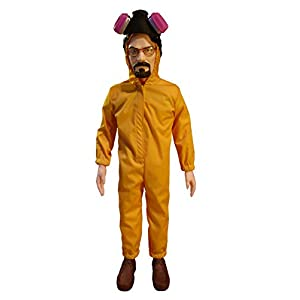 El país de Las Maravillas Toy Company BRBA102 - Hablando muñeca de Breaking Bad Heisenberg Exclusiva 43 cm 3