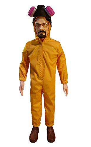 El país de Las Maravillas Toy Company BRBA102 - Hablando muñeca de Breaking Bad Heisenberg Exclusiva 43 cm 1