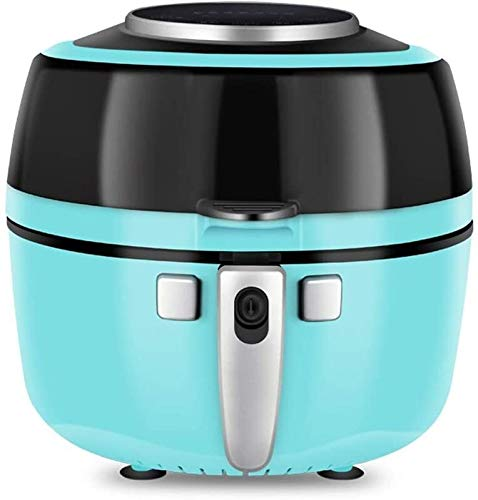 Fryer Air Fryer 8L 110V 1350W Hot Air Fryers Oven & Oilless Fryer for Roasting Electric Air Cooker with LED Digital Touchscreen Nonstick Basket Safe and Healthy Best Gift (Color : Green)