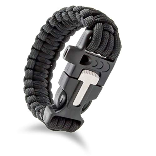 Design in Leather Paracord/Nylon Armband Kollektion Stiller Canyon 1.0