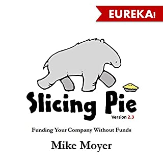 Slicing Pie audiobook cover art