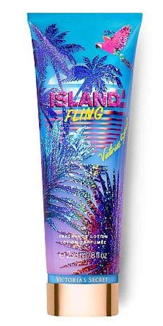 見積りツールサイレントVictoria's Secret(ヴィクトリアシークレット) Tropic Dreams Fragrance Lotions ISLAND FLING [並行輸入品]