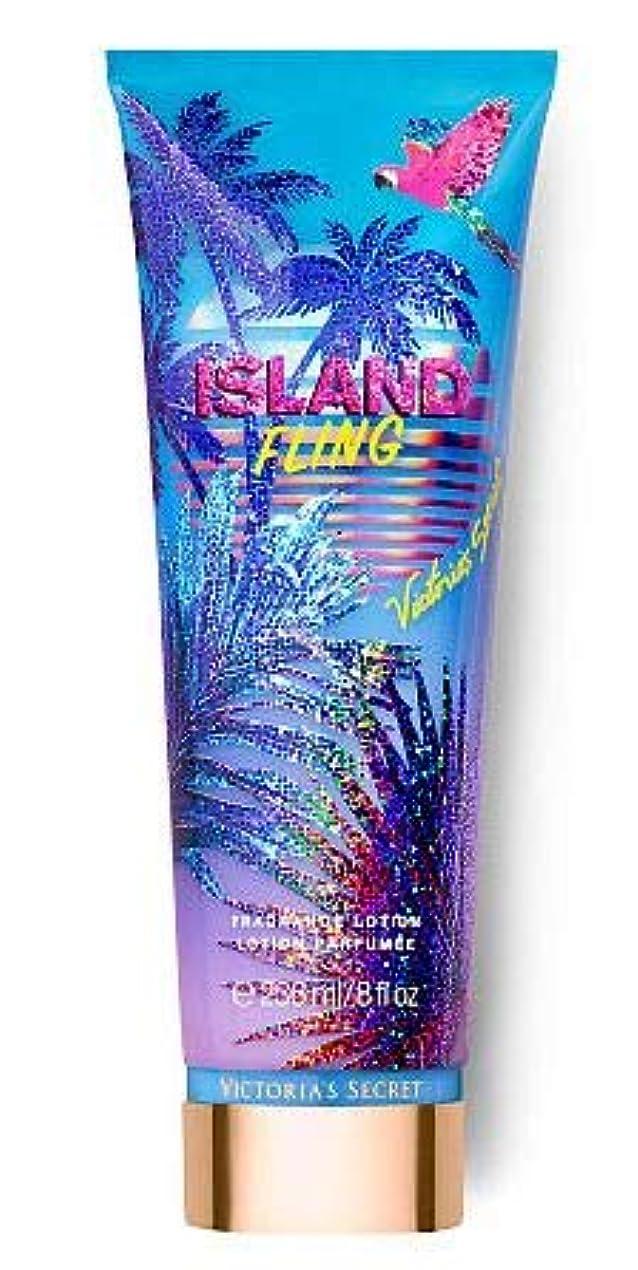 したい最近クラフトVictoria's Secret(ヴィクトリアシークレット) Tropic Dreams Fragrance Lotions ISLAND FLING [並行輸入品]