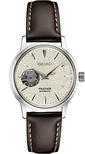 Seiko Presage Open Heart SSA781