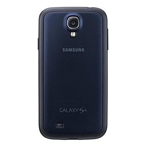 Samsung Original EF-PI950BNEGWW Cover (kompatibel mit Galaxy S4) in navy