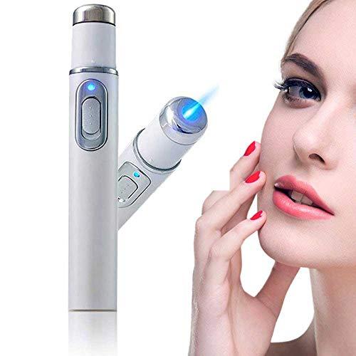 Lichttherapie Acne Spot laser Behandeling Pen-Spataderen Zachte Acne Litteken Blemish Rimpel Verwijdering Led Huidverzorging Gereedschap voor Alle Gezichtsproblemen