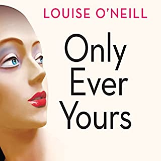 Only Ever Yours audiobook cover art