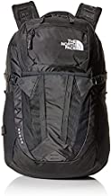 The North Face Recon Laptop Backpack, TNF Black, One Size
