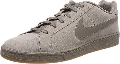 Nike Court Royale Suede, Zapatillas Hombre, Gris Light Taupe Light Taupe Gum Light Brown 202, 40 EU