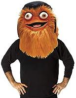NHL's Philadelphia Flyers Gritty Mascot Head