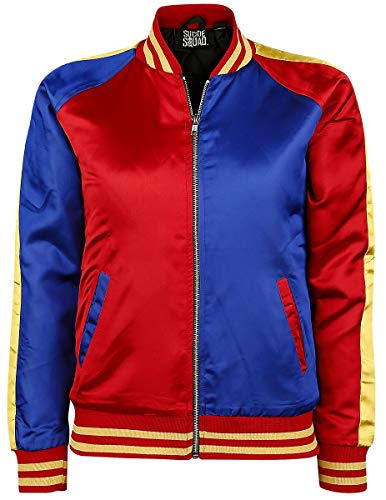 Suicide Squad Harley Quinn - Property of Joker Collegejacke Multicolour XL