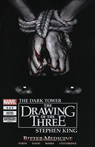 Dark Tower: The Drawing of the Three—Bitter Medicine #2 VF ; Marvel comic book