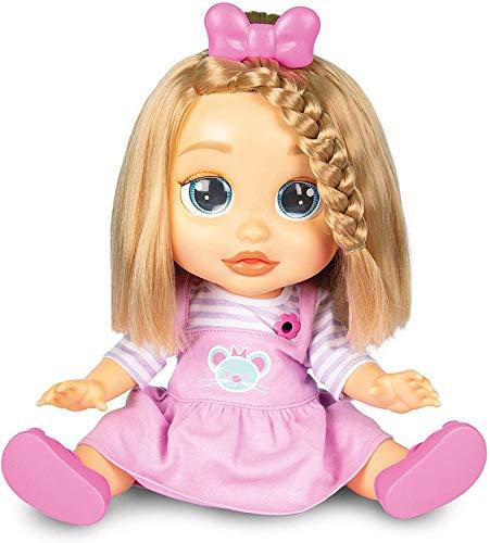 IMC Toys - Peke Baby, MIA corta y peina...