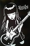 Emily The Strange   UK Import Plakat  Poster  61 x
