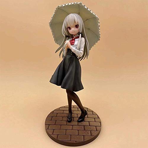 CCHHQ Estatua de Anime Figura de Anime The Vampire Girl Next Door Sophie Twilight Accesorios de decoración de Escritorio 25CM