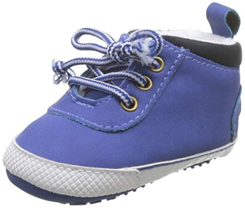 Zippy Botas Bebé Montaña, Zapatos Bebés, Azul (Dress Blue 19-4024 TC 185), 16/17 EU