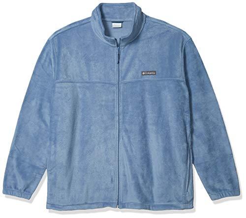 Columbia Herren Steens Mountain Full Zip 2.0 Sweater Fleecejacke, Blau (Bluestone), 3X Hoch